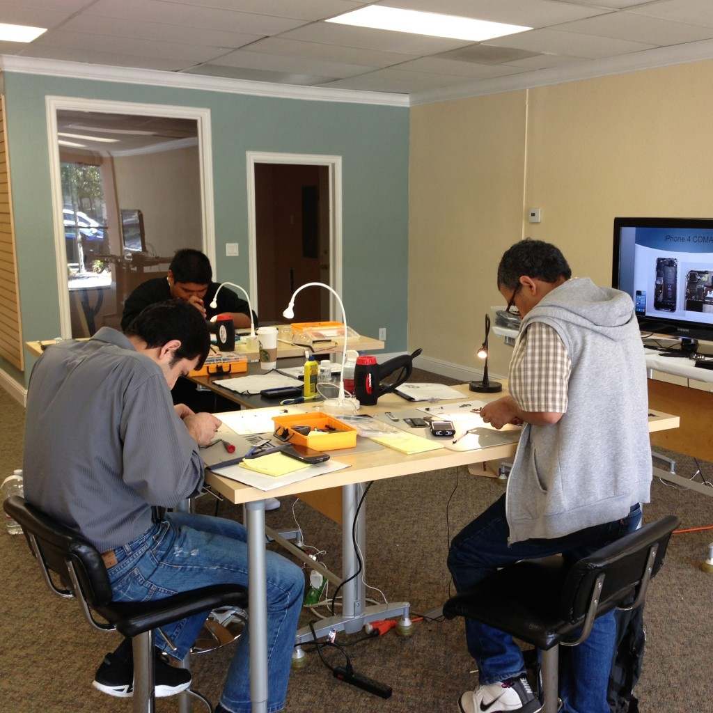 cell phone repair school