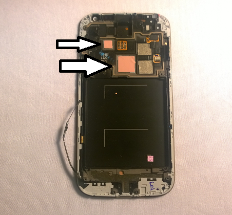 galaxy s4 screen replacement
