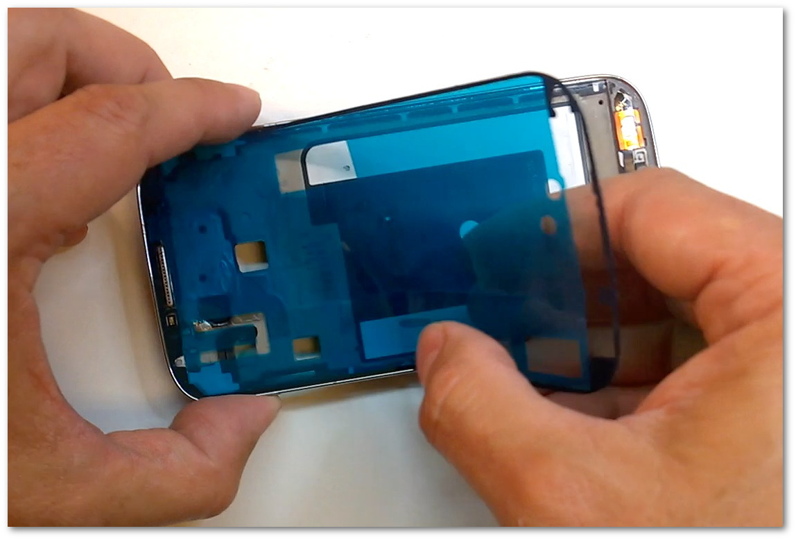 Cell Phone Adhesives